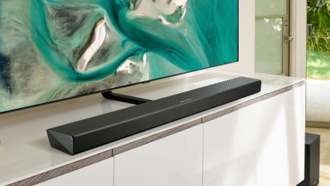 Hw-q70r Dolby With Kardon Harman Soundbar Atmos Soundbars Samsung