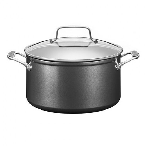 KC2H160LCKD-KA-HA-Cookware-6L-Low-Casserole